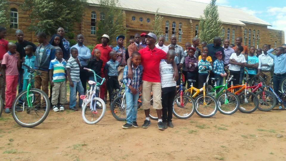 lesetho bike