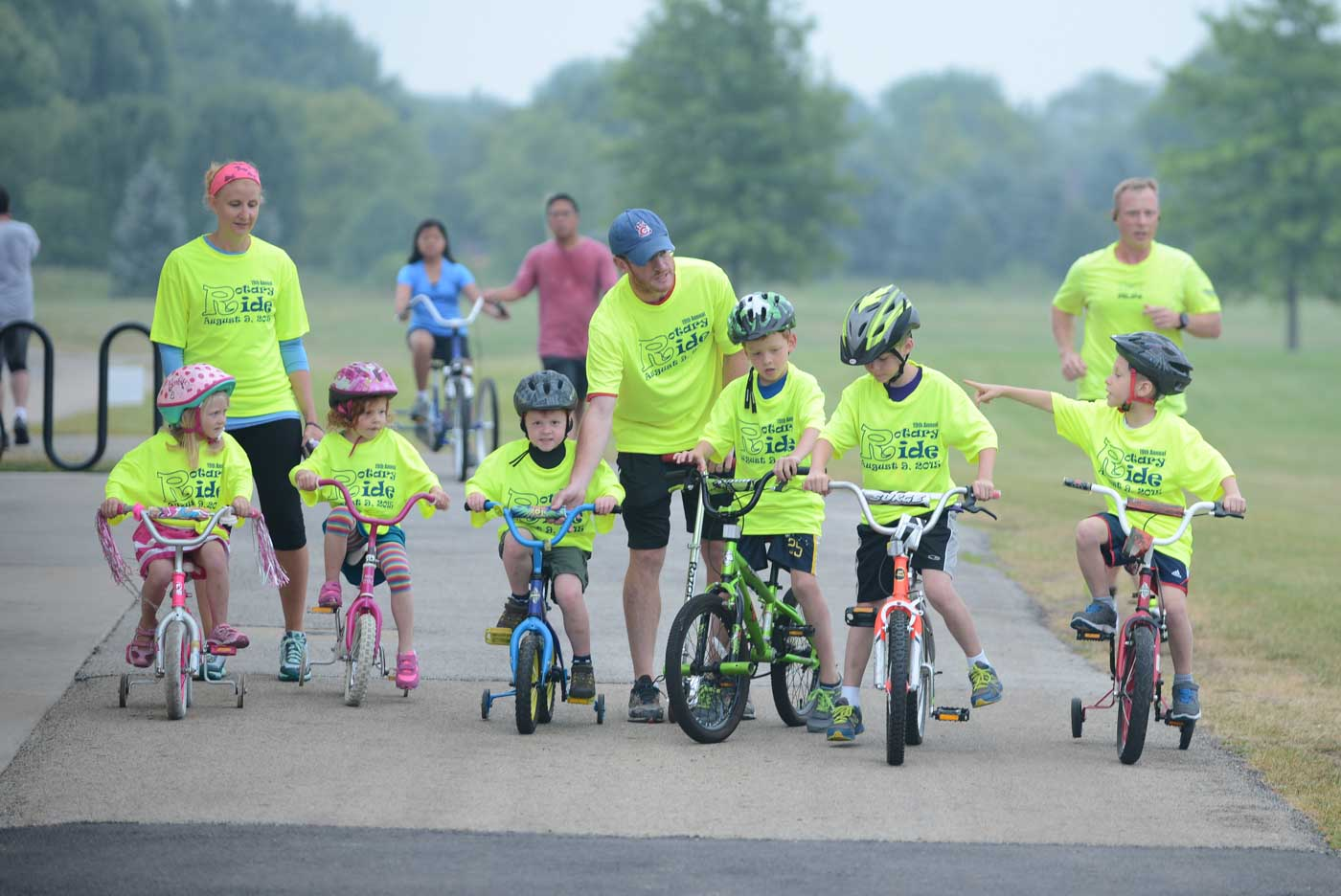 Naperville Rotary Ride-2930